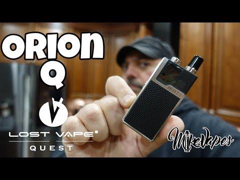 Orion Q Pod Vape By Lost Vape Quest – Mike Vapes – ΑΑ